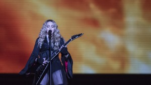 Madonna, Boxen, 16.11.2015
