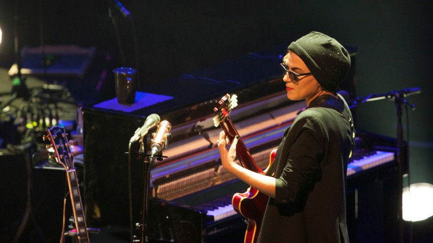 Melody Gardot: Koncertsalen, Koncerthuset, København