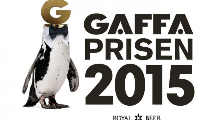 GAFFA-Prisen 2015: Og de nominerede er...