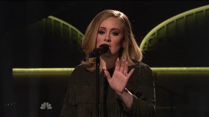 Donald Trump bruger Adeles musik uden tilladelse