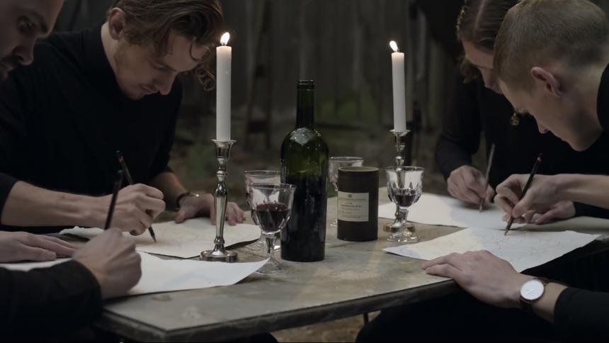 Ny musikvideo: Symboltung himmel