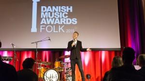 Danish Music Awards Folk Absalon 291115