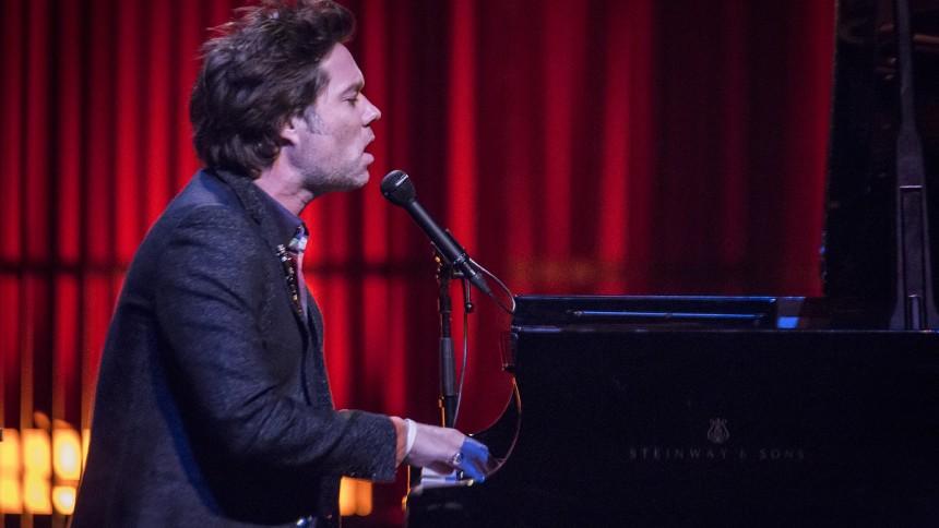 Rufus Wainwright hylder Leonard Cohen i ord og musik