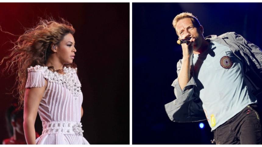 Beyoncé afviste Coldplay