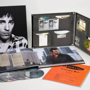 Bruce Springsteen: The Ties That Bind: The River Collection (box - 4 cd, 3 dvd, bog)