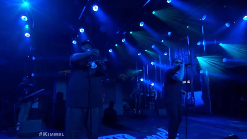 Video: Run the Jewels giver kraftfuld optræden