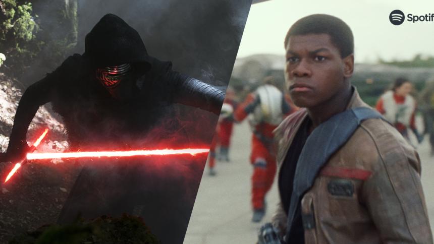 Hvilken Star Wars-karakter er du ifølge din musiksmag?