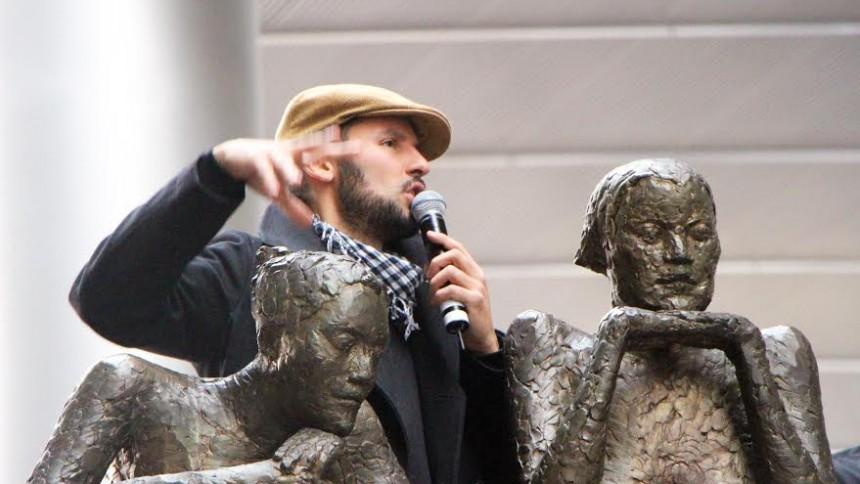 Toppen af Poppen-stjerner spiller støttekoncert for flygtninge