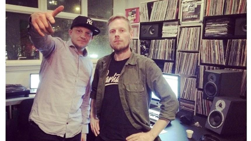 Lyt: DJ Static og Pharfar danner dynamisk duo