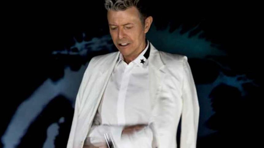 Se videoer: Stjernerne hyldede Bowie i London på dagen, hvor han ville være fyldt 70