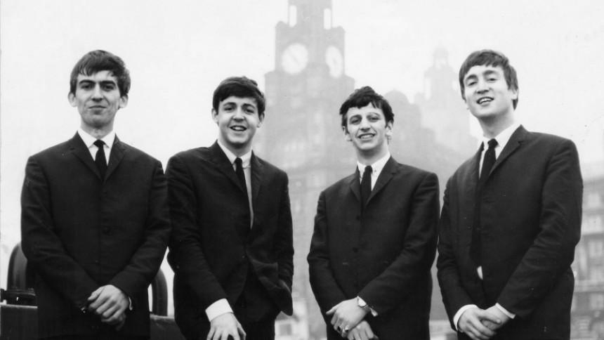 Sjælden Beatles-lp solgt for 733.000 kroner