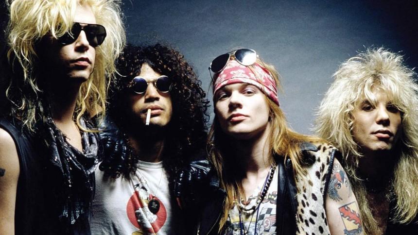 Bekræftet: Guns N' Roses gendannes i 2016