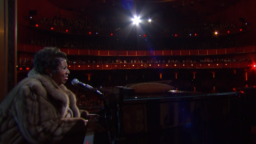 Aretha Franklin er død