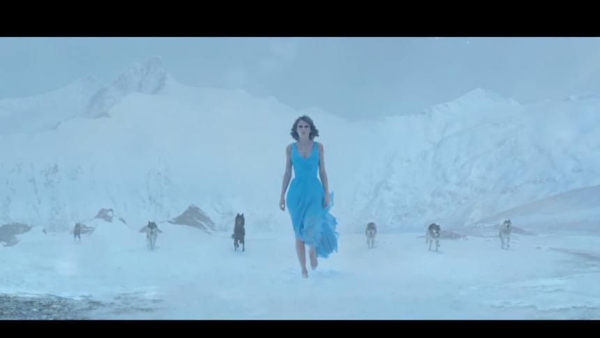 Se eventyrlig musikvideo med Taylor Swift