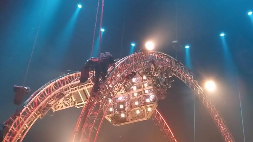 Mötley Crüe: Tromme-stunt gik galt