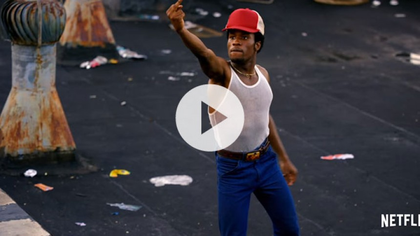 Se trailer: Netflixs nye hiphop-serie, The Get Down