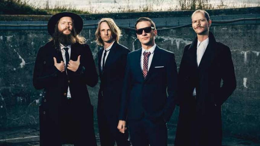 The Blue Van offentliggør album –hør singleforløber