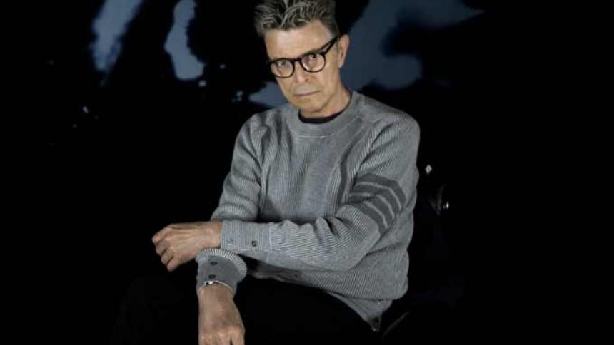 David Bowies enke bryder tavsheden