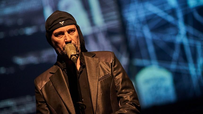 Kultbandet Laibach til Aalborg