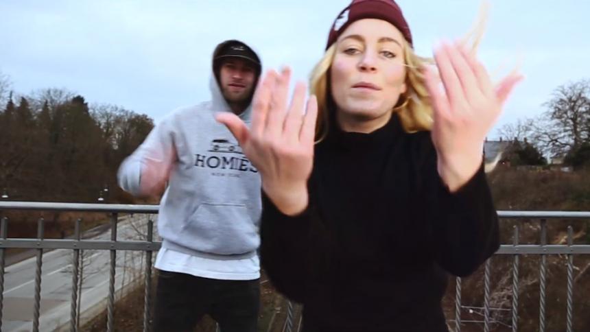 Musikvideo: Mød Danmarks nye hiphop-stjerneskud, Annelise