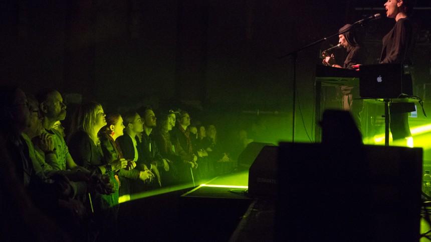 Laibach Studenterhuset Aalborg Gaffadk