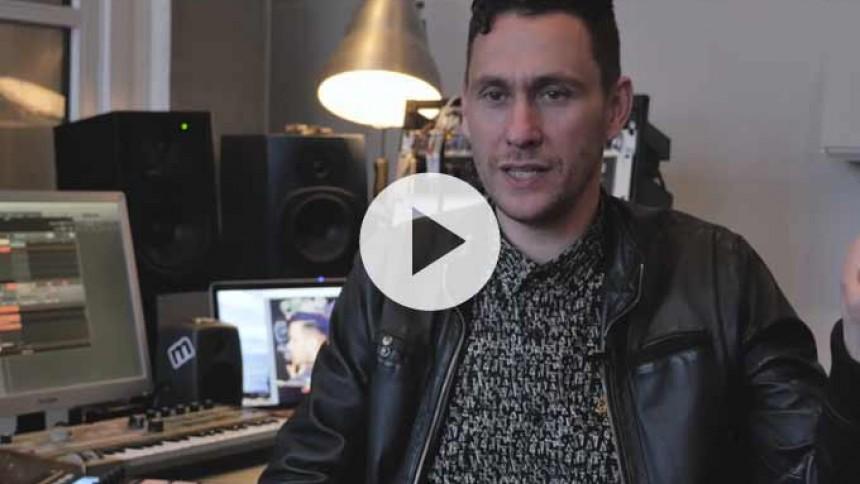 Video: Noah Rosanes laver musikmaraton med 30 gæster på en uge