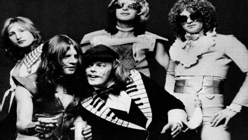 Mott the Hoople-trommeslager Dale Griffin er død