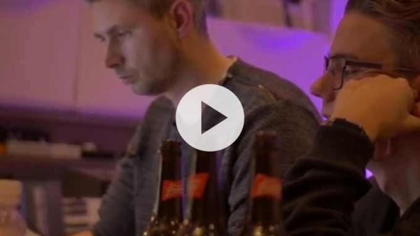 Video: Noah Rosanes laver musikmaraton med 30 gæster – dag 3 af 7