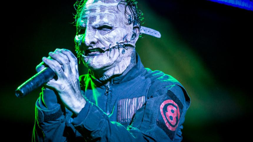 Slipknot-forsanger samarbejder med ung rapper på ny musik