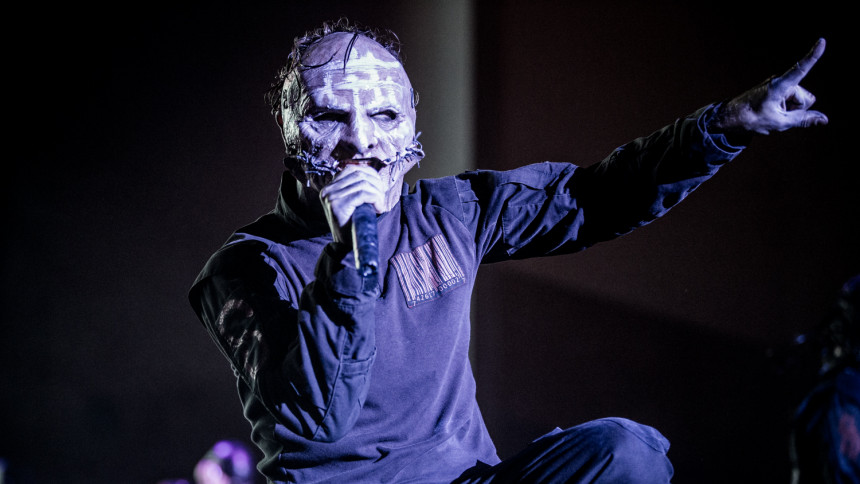 Slipknot : Blue Water Dokken, Esbjerg