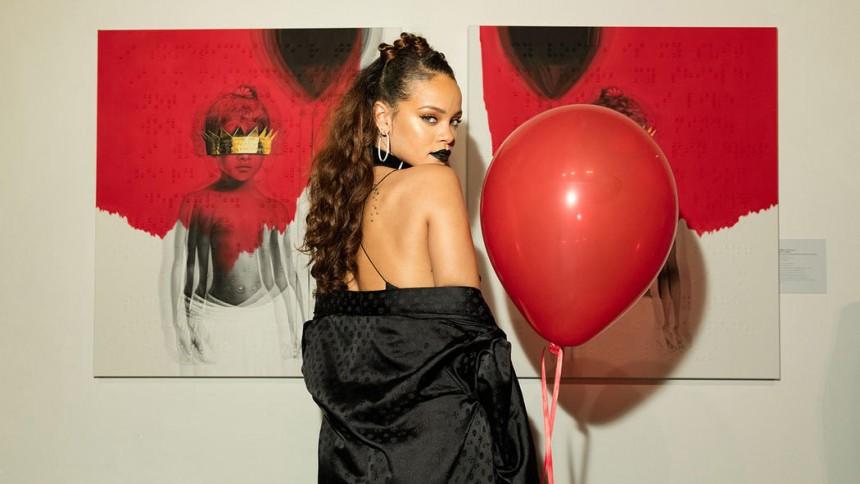 Eksklusivt Rihanna-interview: Jeg har stadig ikke nået toppen