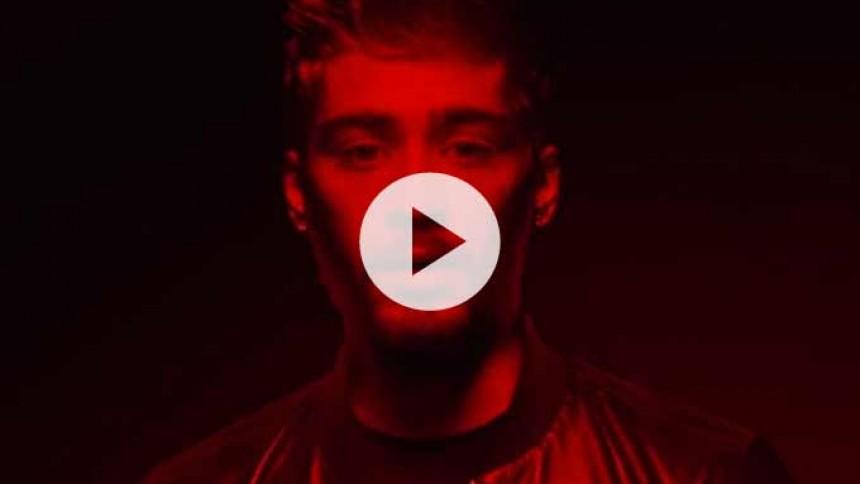 Se Zayn Maliks første video som solokunstner