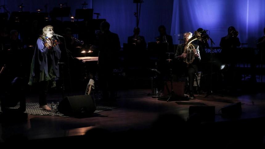 Eivør & DR Big Band & DR Vokalensemble: Koncertsalen, Koncerthuset, København