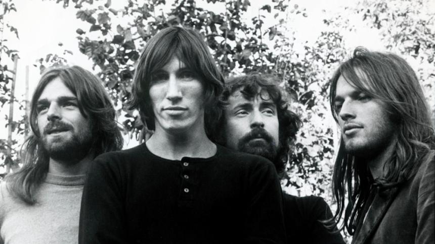 Nick Mason til Danmark – spiller tidlig Pink Floyd