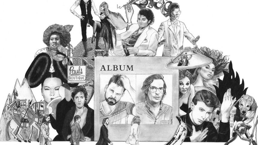 Kristian Leth og Ralf Christensen afslører bruttolisten til ny Album-sæson