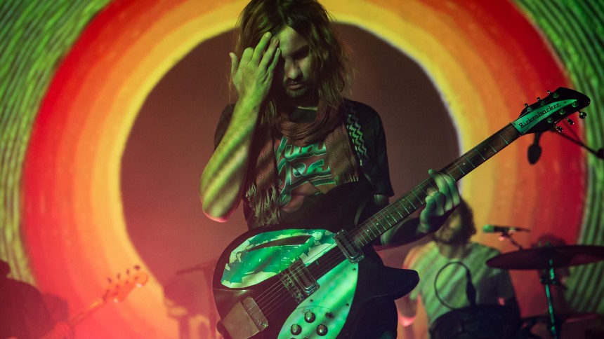 Kevin Parker fra Tame Impala: – God popmusik er sværere at skrive end rockmusik