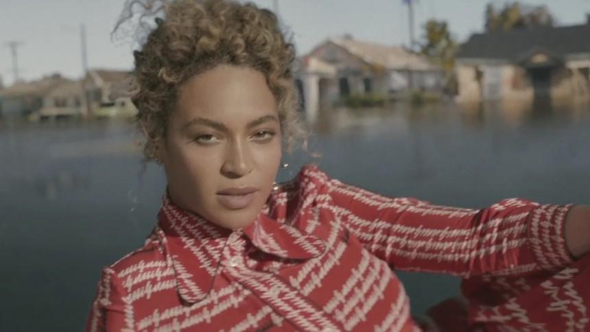 Beyoncé beskyldt for plagiat i sin helt nye musikvideo