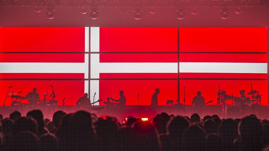 Massive Attack : Tap1, København