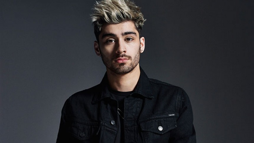 Zayn Malik slår One Direction