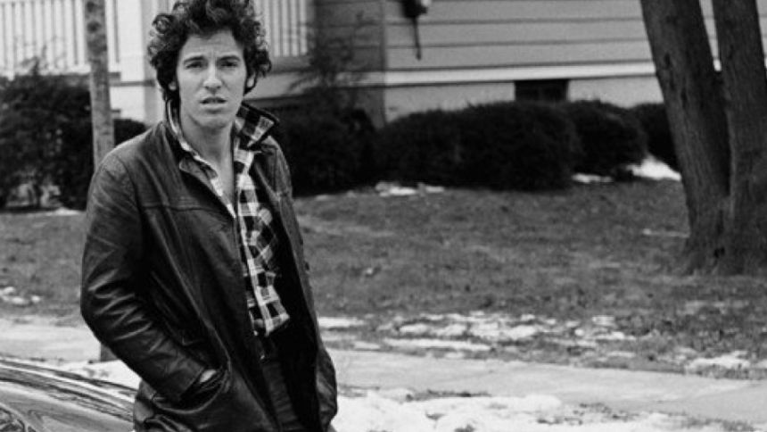 15 forunderlige facts om Bruce Springsteen