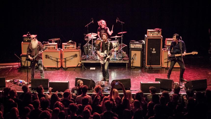 Sikkerheden øget til dansk Eagles of Death Metal-koncert