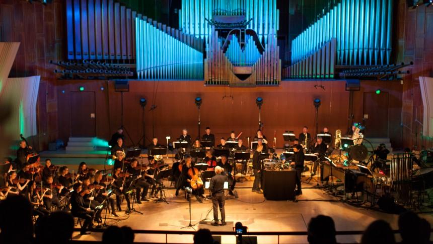 Den Sorte Skole i endnu et klassisk symfonisk møde