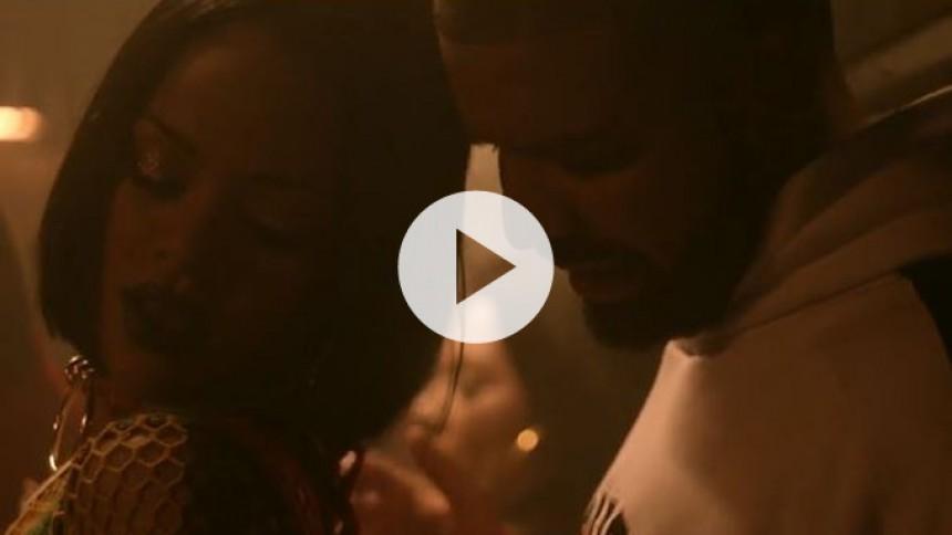 Ny Rihanna-video: Fra rystende numser til øm kærlighedsballade