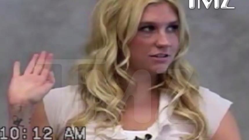 Kesha taler ud om Dr. Luke-sagen: Problemet omhandler ikke kun mig