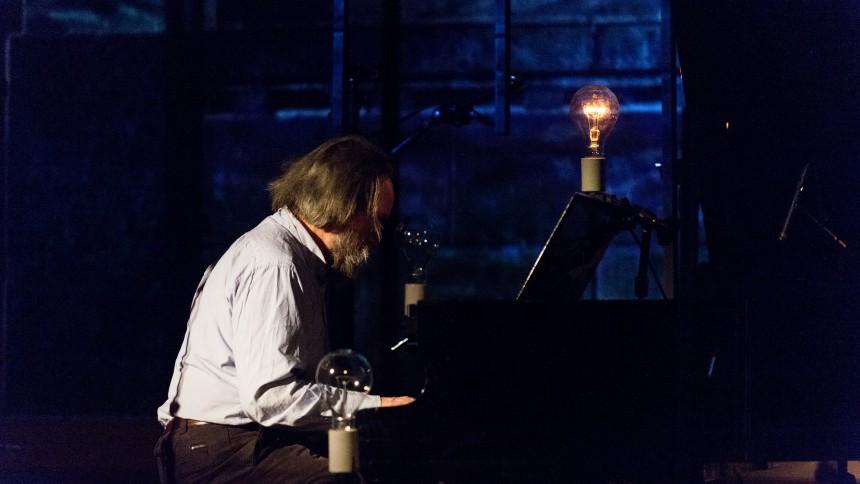 Lubomir Melnyk og Exec : Frost Festival, Arbejdermuseet, København