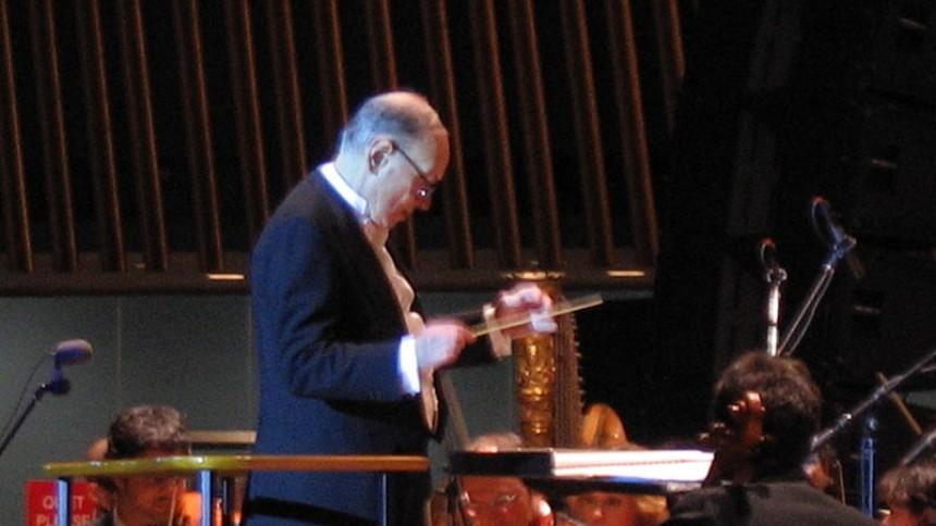 Ennio Morricone løb hjem med Oscar for Best Original Score