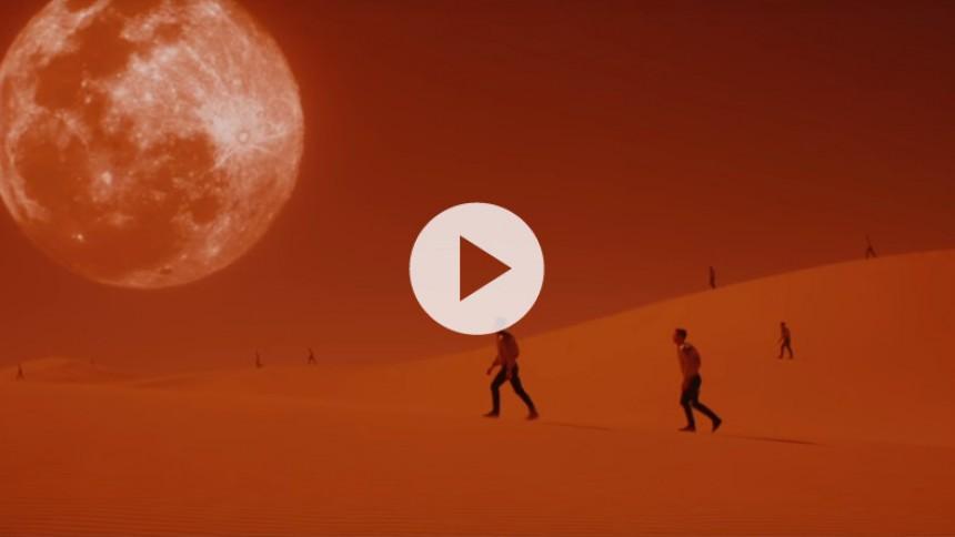 Video: Phlake drømmer om at smadre skyer i ny sang