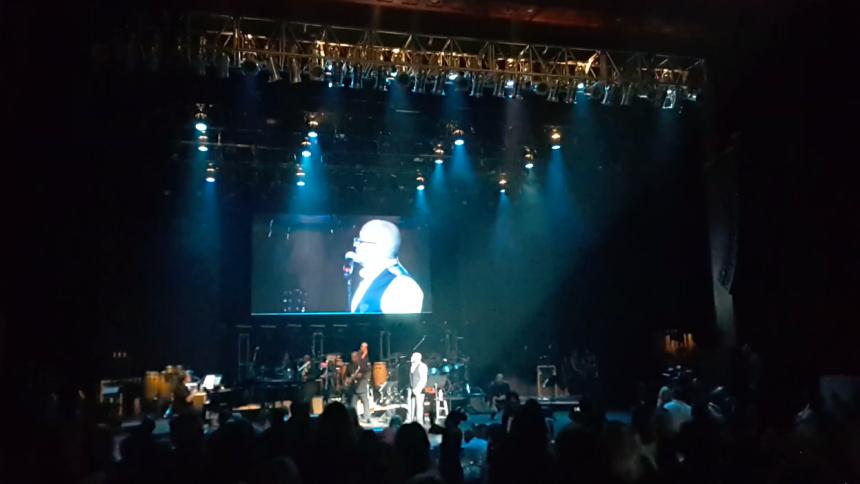 Videoklip: Phil Collins spiller live for første gang i seks år
