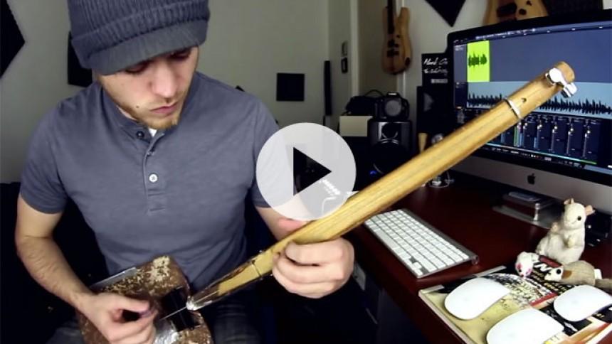 Video: Se Rage Against The Machine spillet på skovl
