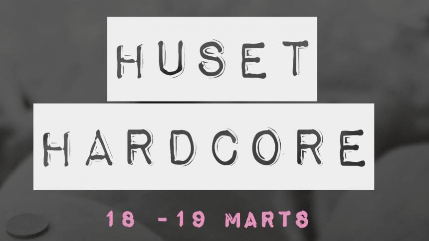 Diverse kunstnere: Huset Hardcore, Huset, København